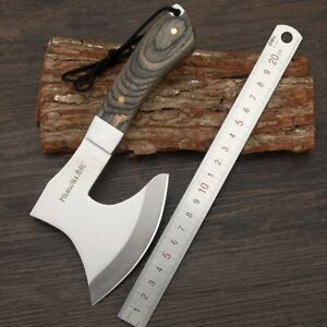 Army Outdoor Hunting Camping Survival Machete Axes Hand Tool Fire Axe Hatchet