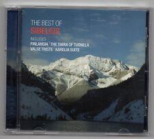 The Best of Sibelius - Rozhoestvensky London Symphony Orchestra  (CD 2007)