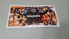 "RARE Blue Man Group ""Bluephoria"" horizontal 2005 program The Venetian"