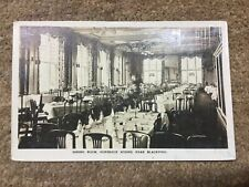 Old Postcard  Blackpool  Norbreck Hydro Dining Room