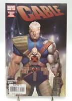 Cable #1 Volume 2 May 2008 Marvel Comics Swierczynski Olivetti Hope Summers