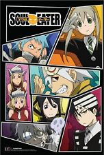 SOUL EATER ~ CAST PANELS ~ 24x36 Anime Poster ~ NEW/ROLLED!