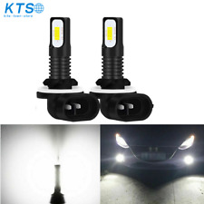 881 889 3570 CSP-Chips High Power LED Fog Lights Bulbs 75W 8000LM 6000K White US