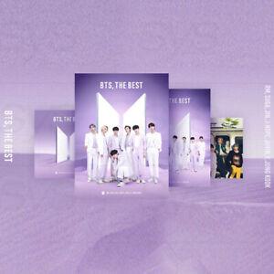 BTS THE BEST Japan Best Album + Tracking Number
