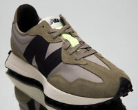 New Balance 327 Print Pack Men's Aluminium Covert Green Lifestyle Sneakers Shoes