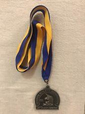 Marathon de Boston médaille 2005