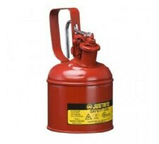 Safety Can  1 litre Type 1 Safety Can with Justrite for flammable liquids