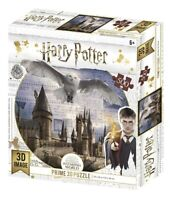 Harry Potter Hogwarts and Hedwig 500 Piece 3D-Look jigsaw puzzle (kc) (HP32513)