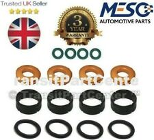FUEL SET INJECTOR SEAL+WASHER+O-RING FITS MAZDA 2 DY 1.4 CD DE 1.4 MZR-CD 03-15