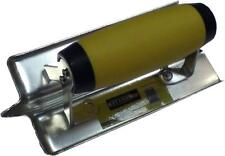 """Ramboo Soft Grip Stainless Steel 6 x 3"""" 150 x 75mm Concrete Groover Trowel"""