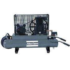 Atlas Copco 2-HP 8-Gallon Single-Stage Wheelbarrow Air Compressor