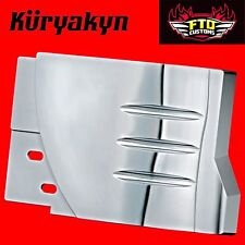 Kuryakyn Chrome Inner Primary Cover Extensions Front and Rear 8295