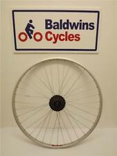 700c REAR Hybrid Bike Wheel - Quick Release + 5 SPEED FREEWHEEL