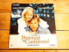 PERSONNEL ET CONFIDENTIEL LASERDISC PAL LD ORIGINAL 1996