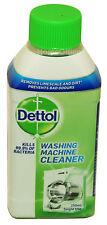1 x  250ml Dettol Washing Machine Cleaner Sanitizing Formula Eliminates Odours