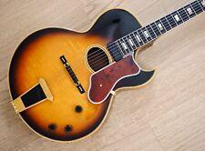 1977 Gibson Howard Roberts Artist Vintage Archtop Guitar Sunburst, Ebony w/ohc