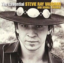 STEVIE RAY VAUGHAN AND DOUBLE TROUBLE - The Essential (2LP Vinyle) 2016 EPIC