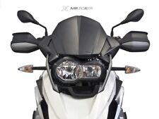 Parabrezza cupolino sportivo moto bmw r1200gs lc / adventure 2013 in poi nero