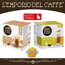 Caffè Nescafè Dolce Gusto 180 Capsule Cialde 6 BOX Cortado - Cappuccino A SCELTA