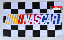 Nascar Flag Banner 3x5 ft National Association Stock Car Auto Racing
