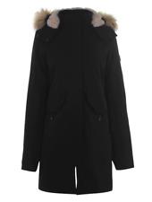 KARRIMOR Womens Black 10K Waterproof Weathertite Parka Coat Jacket UK 18 BNWT