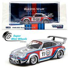 Tarmac Works 1:43 RWB Porsche 993 Rough Rhythm #11 Martini