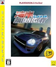 PS3 Genki Wangan Midnight for Playstation 3 The Best Japan Game Japanese