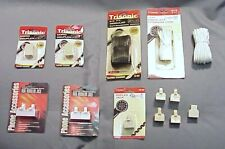 Home Telephone Modular Telephone Accessories Large Lot Cords,Cables & Adapters