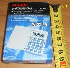Handy Calculator HC132 Aurora new unused
