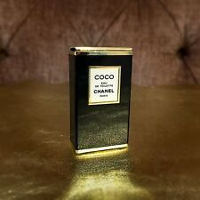 BNIB Vintage COCO Chanel perfume Eau de Toilette Miniature Flat bottle 4ml