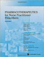 Pharmacotherapeutics For Nurse Practitioner Prescribers  - by Woo