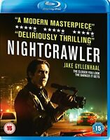 Nightcrawler [Blu-ray] [2014] [DVD][Region 2]
