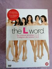 THE L WORD  Complete seasons 1 - 2 - 3 - 4