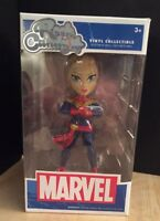 Funko Rock Candy Marvel Comics - Captain Marvel Vinyl Collectible Figure