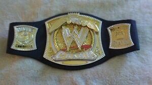 2005 WWE Jakks Spinner Championship Foam Kids Belt