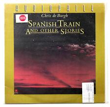 A+M   Half Speed LP   CHRIS de BURGH  ** SEALED **   Audiophile  JVC Pressed