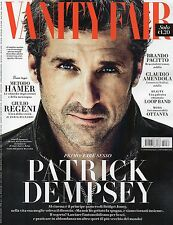 Vanity Fair 2016 37#Patrick Dempsey,Claudio Amendola,Gael Garcia Bernal,ccc