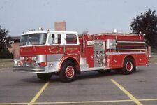 Andover CT 1980s Hahn Pumper - Fire Apparatus Slide