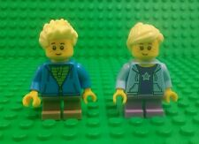 *NEW* Lego Blonde Kids Boy Girl Minifigures Short Legs Figures Fig - 2 Figs
