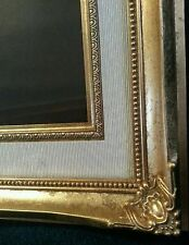 Picture Frame Vintage Gilt Baroque Gold Wedding Family Photo Christmas Painting