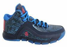 Calzado de hombre azules adidas sintético