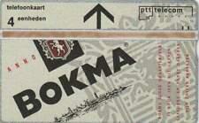 Telefoonkaart / Phonecard Nederland R057 ongebruikt - Bokma