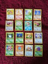 Pokemon Jungle 1st Edition - Complete your set. NM Never Played.