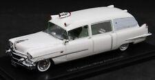 NEO 1/43 Cadillac Miller Ambuance WHITE Resin Replica 46956