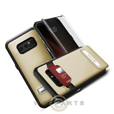 Samsung Note 8 Zizo Shockproof Case - Gold/Black Case Cover Shell Shie
