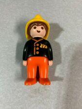 PLAYMOBIL 123 Series Fireman Figure