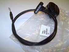 """SPEED CONTROL CABLE w/SELECTOR MURRAY 26"""" WALK-BEHIND 1101375MA"""