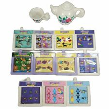 Amazing Ally Tea Party Set and Activity Cards