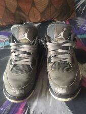 Nike Air Jordan 4 (IV) Cool Grey Gray Men's Size 8.5 US 308497-001
