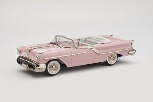 BROOKLIN 1957 OLDS SUPER 88 CONV.- PINK BRK 194P